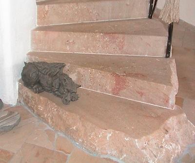 fensterb nke stiegen treppen stufen aus naturstein in. Black Bedroom Furniture Sets. Home Design Ideas